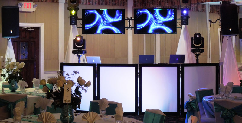 Click here to envision your next event...view our services